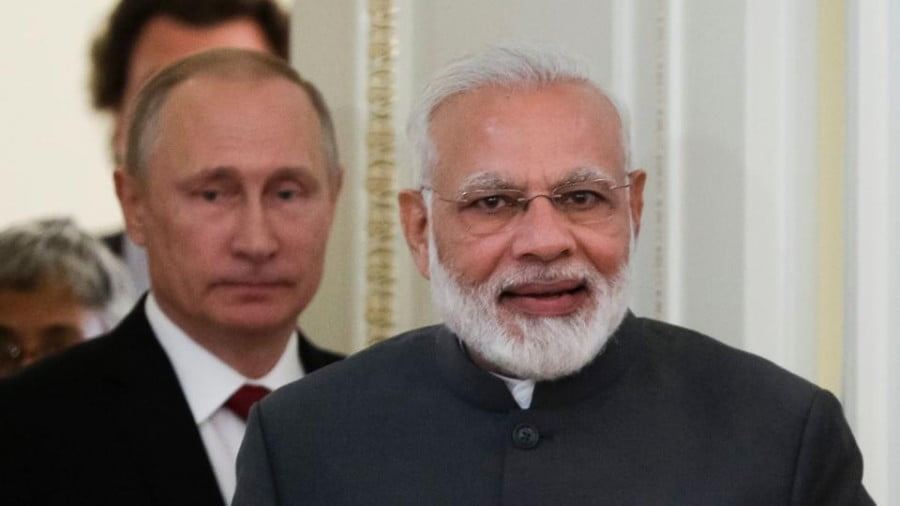 The Indian Crossroads: Will Modi Choose Putin or Trump?