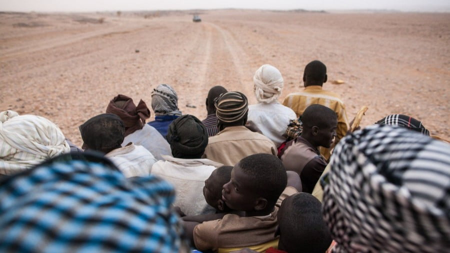Thousands of Refugees Forced Onto Death March Into Sahara Desert