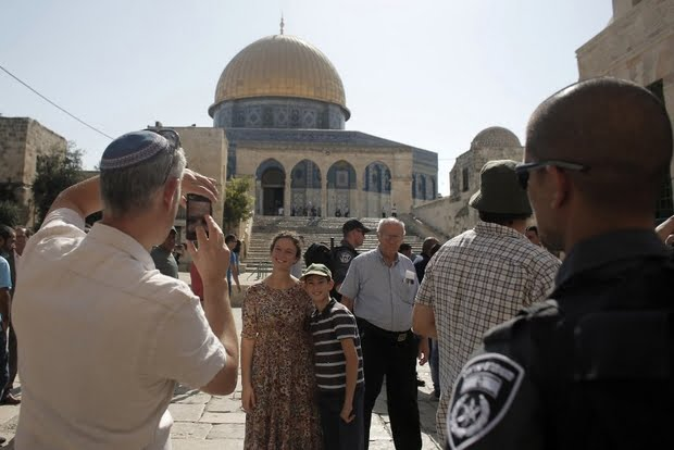 ISRAEL-PALESTINIAN-JERUSALEM-AL AQSA