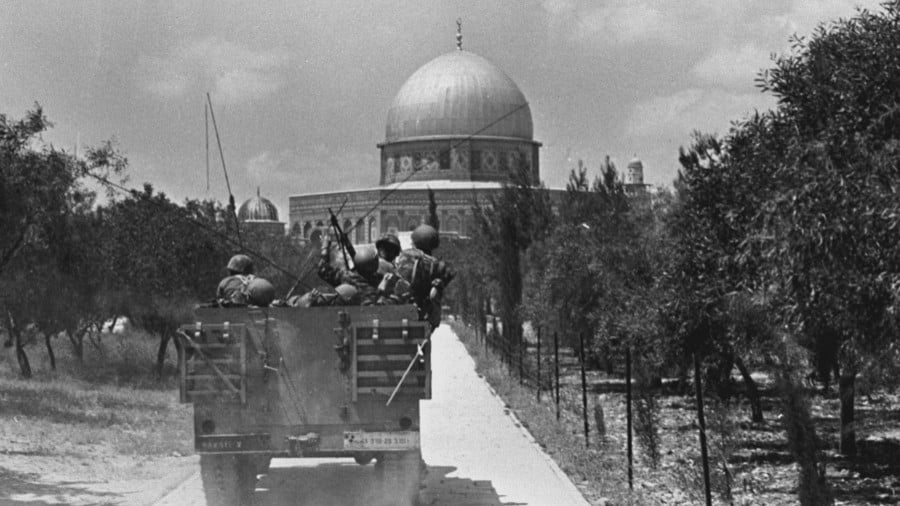 Demystifying Myths of the Six-Day War