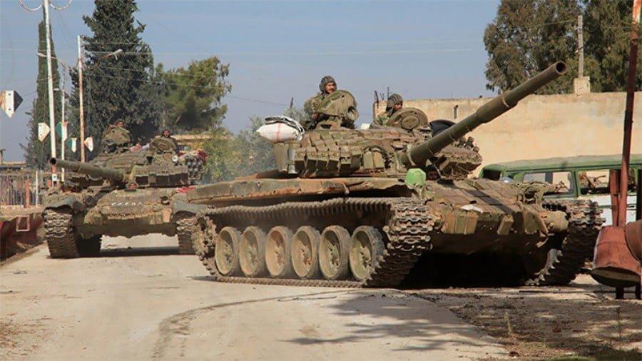 Developments in Daraa