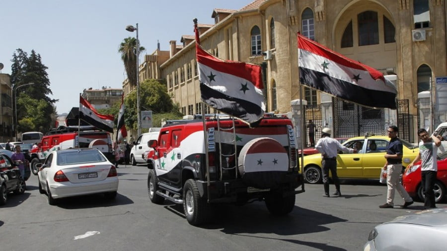 How the Syrian Endgame Reported by the Middle Eastern Media