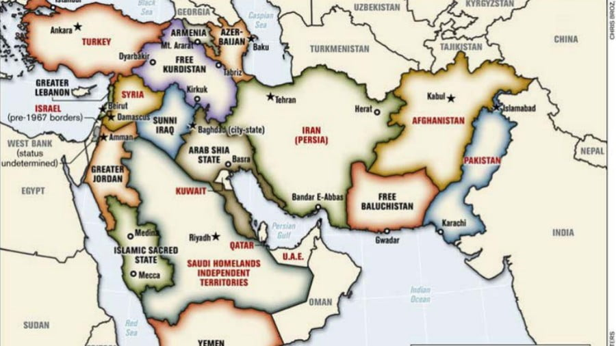"""Greater Israel"" and the Balkanization of the Middle East: Oded Yinon's ""Strategy for Israel"""
