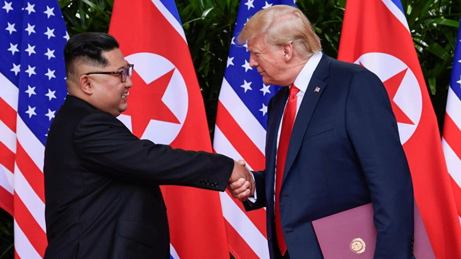 Trump Rises to Occasion for Peace