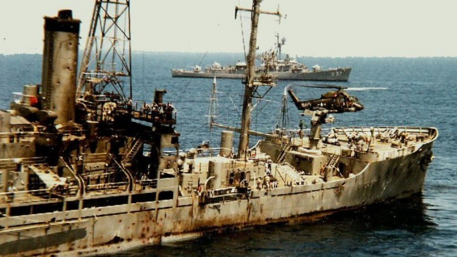 Fifty Years Ago: The Israeli Attack on the USS Liberty