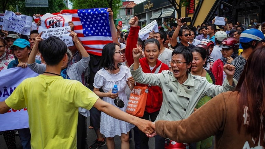 What's Really Behind Anti-China Protests in Vietnam?