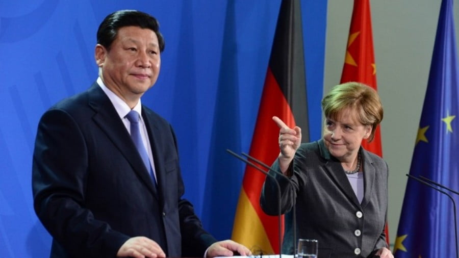 "The Latest Round of Sino-European Maneuvers in Response to US ""Protectionism"""