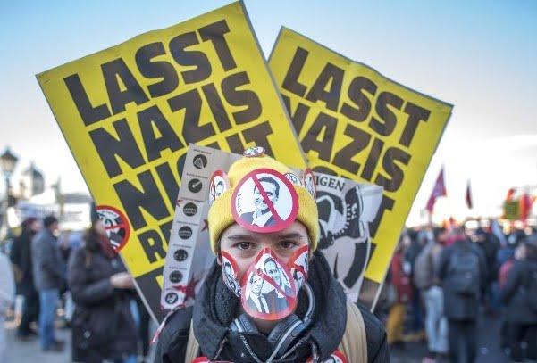 AUSTRIA-POLITICS-DEMONSTRATION