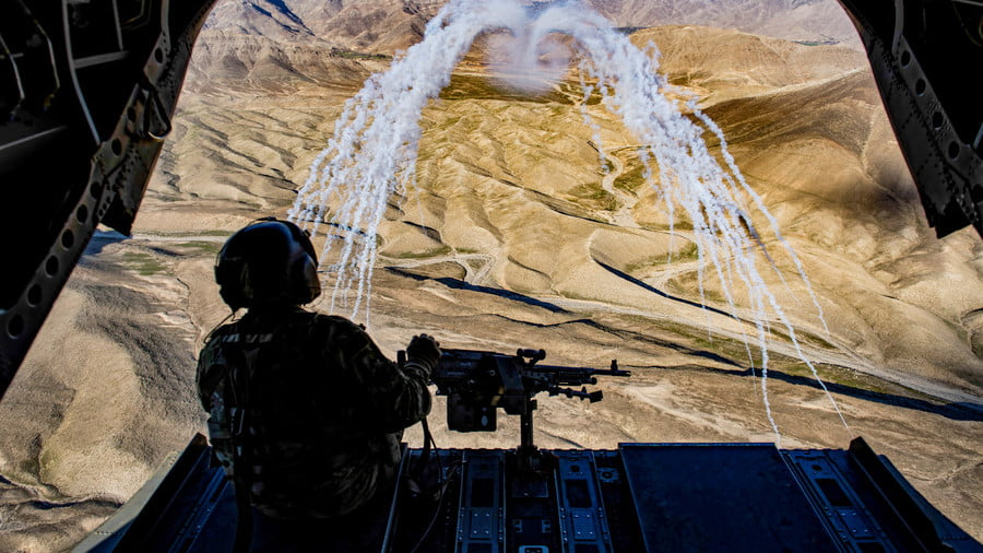 The Pentagon's New Mission Statement: Neo-Colonialism & Hegemony Unmasked