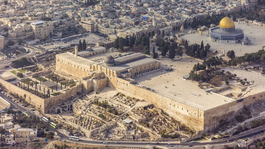 History and Biblical Scholarship: Al-Quds Is Not Jerusalem