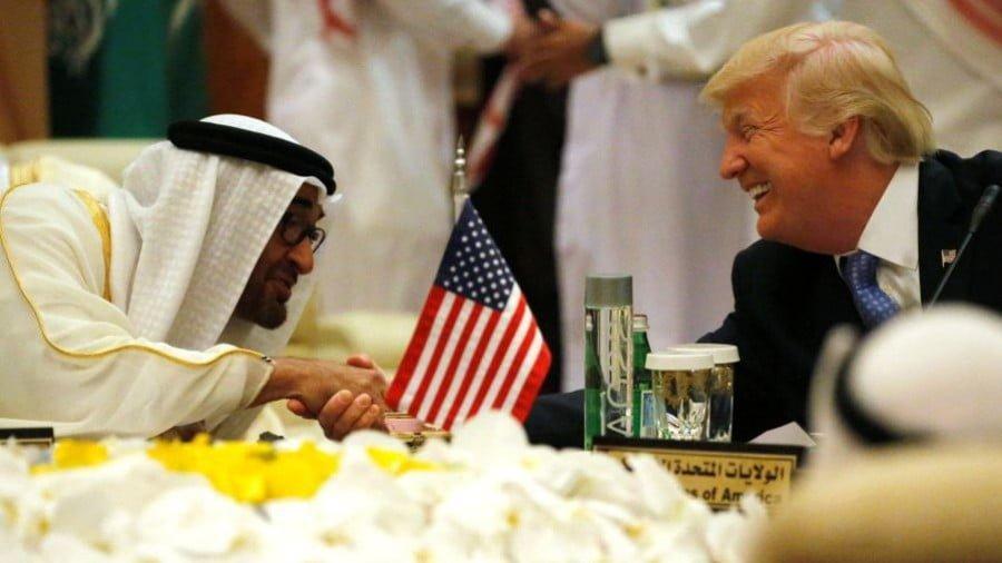 US Advances 'Arab Alliance' Against 'Iranian Aggression'