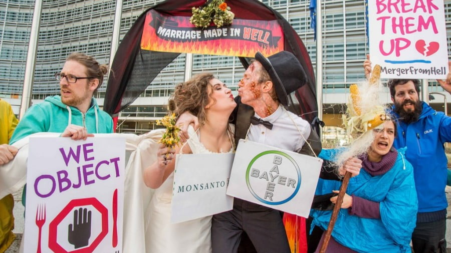 Match Made in Hell: Bayer-Monsanto Partnership Signals Death Knell for Humanity