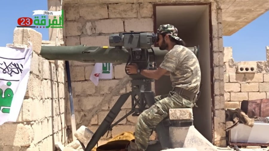 I Traced Missile Casings in Syria Back to Their Original Sellers – It's Time for the West to Reveal Who They Sell Arms to