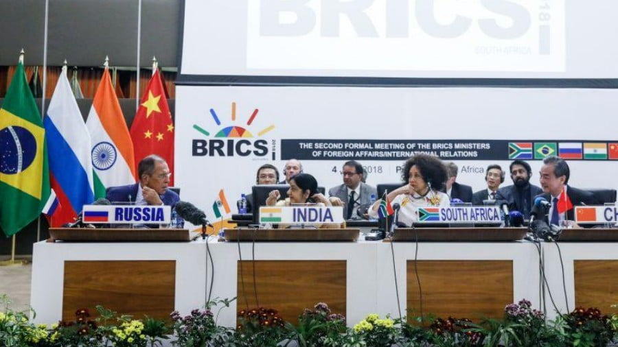 The BRICS Summit. A Multipolar World Order? What's Russia's Role?