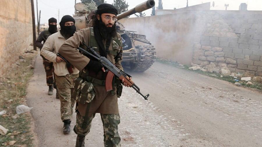 Daesh Appears Again