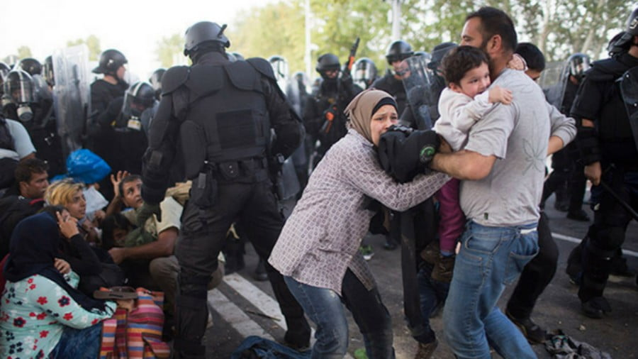 Europe's Iron Curtain: The Refugee Crisis is about to Worsen