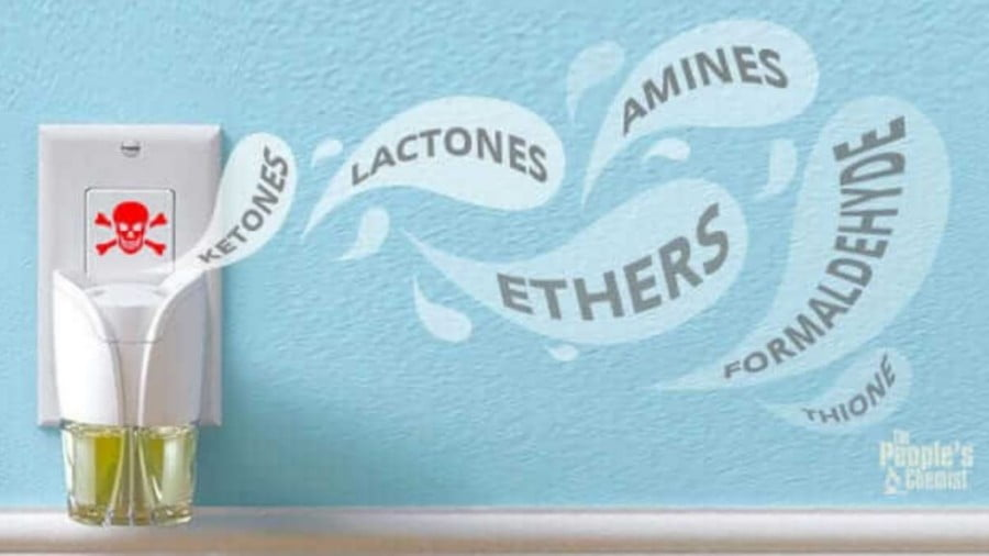 The Charms and Harms of Air Fresheners