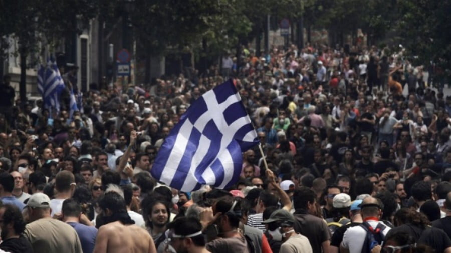 EU Not Ending Greek Crisis, They End Greece