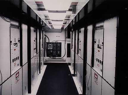 Image 4: Inside the Transmitter Shelter  http://www.haarp.alaska.edu/haarp/images/trans/shelter.jpg