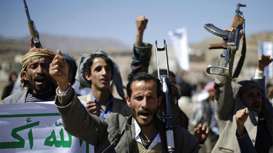 Houthis Appeal to Russia for Help