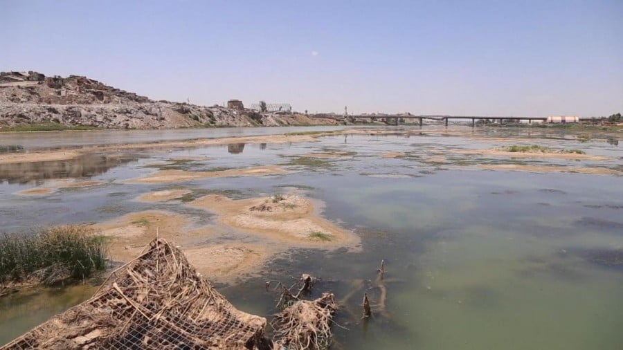 Man-Made Drought Threatens to Ravage Iraq