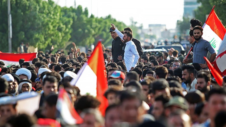 Unrest in Southern Iraq