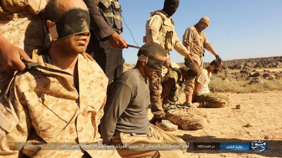 The ISIS Suweida attack is a message to its branch in Quneitra, and to Russia and Damascus