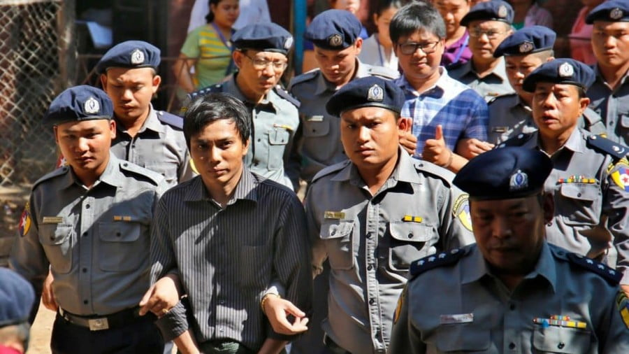Reuters on Trial in Myanmar: Journalism vs. Espionage