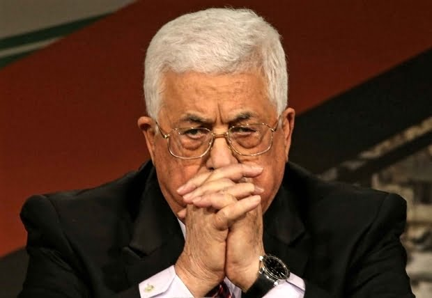 The Sinai plan will weaken the claims of Mahmoud Abbas and his Palestinian Authority in Ramallah to represent the Palestinian cause at the United Nations (AFP)