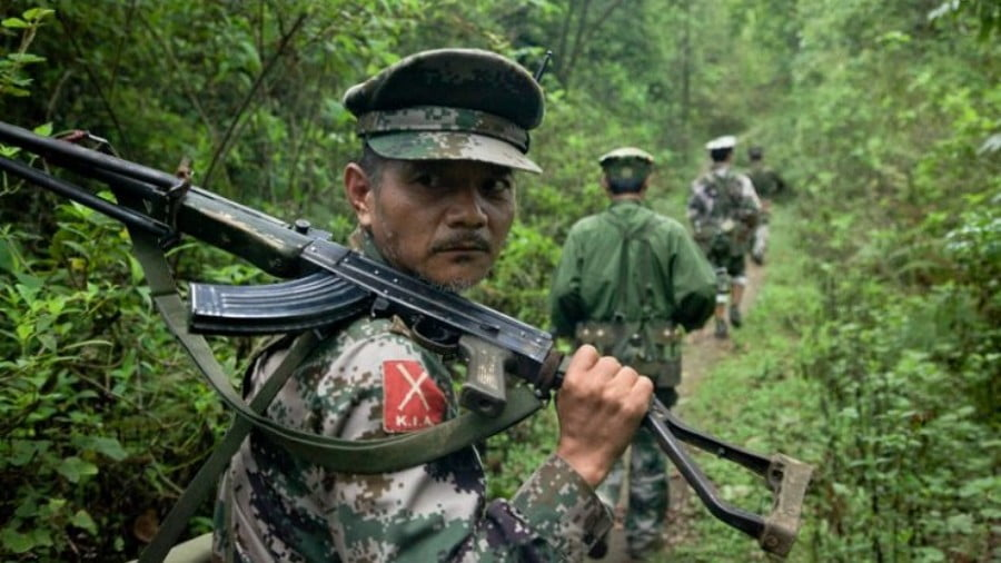 Militants Threaten China's OBOR Initiative in Myanmar