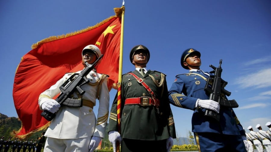 China's Military Interests Along the Silk Road Stretch from Sea to Shining Sea