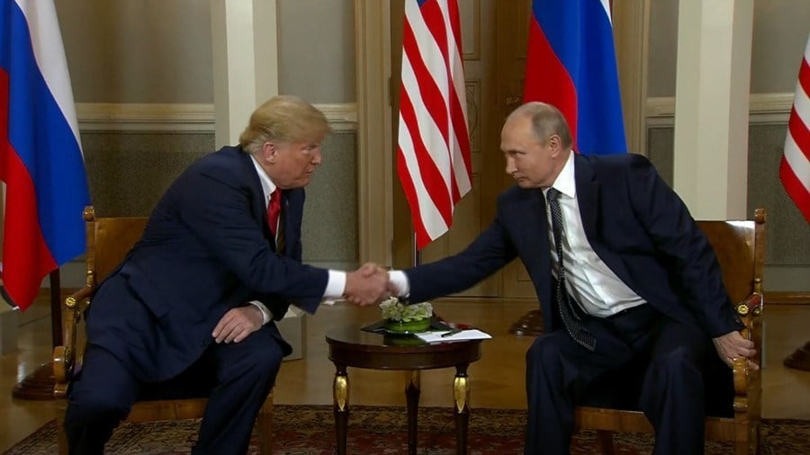US Media is Losing Its Mind Over Trump-Putin Press Conference