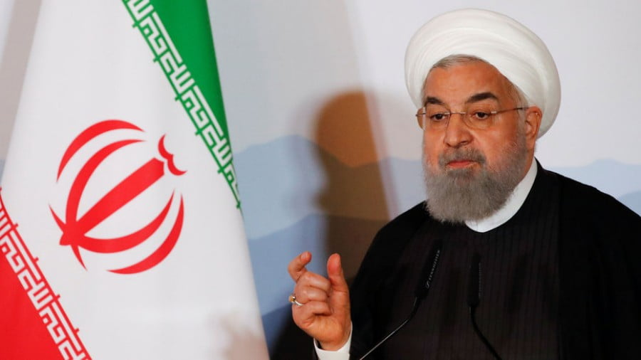 Iran's President Mired in Palace Intrigue Amid Rising US Pressure