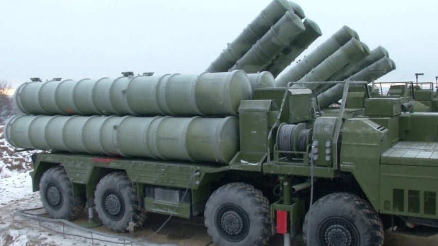 U.S. Turkey Policy Reaching Fork in the Road over S-400 Sale