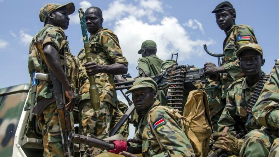 Is An End To South Sudan's Civil War Finally In Sight?