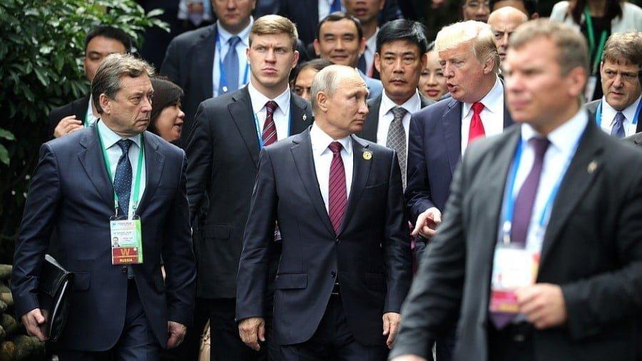 The Trump-Putin Peace, Trade and Friendship Talks