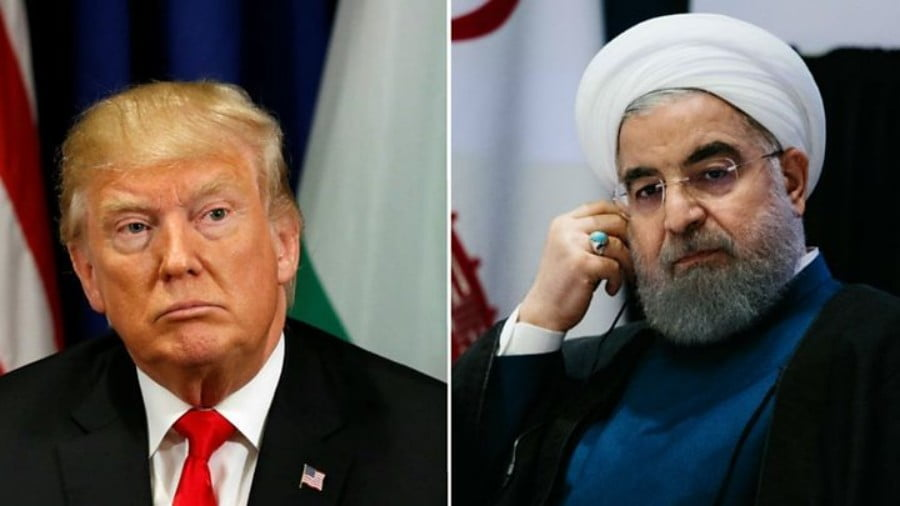 "Trump Blasts Iran's Rouhani: ""Never, Ever Threaten the US or Suffer Consequences Few Have Ever Suffered Before"""