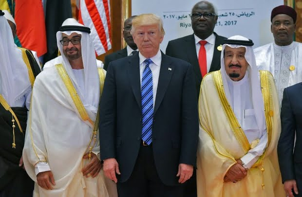 US-SAUDI-ISLAMIC-SUMMIT-TRUMP
