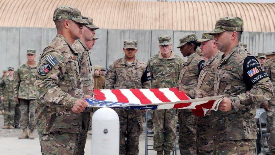U.S. Negotiates Retreat from Afghanistan