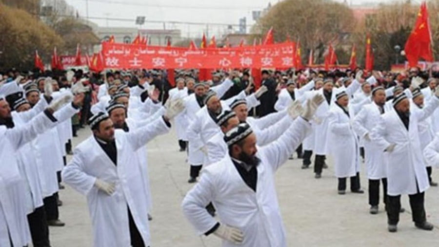 Turkic Muslims: China and the Muslim World's Achilles Heel