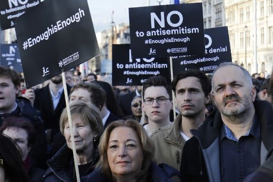 BRITAIN-POLITICS-JUDAISM