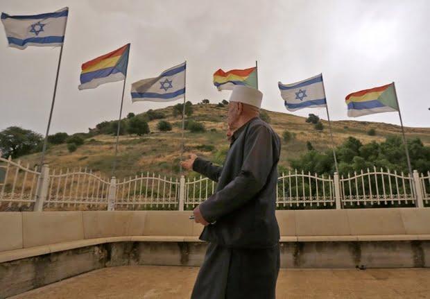 ISRAEL-RELIGION-DRUZE