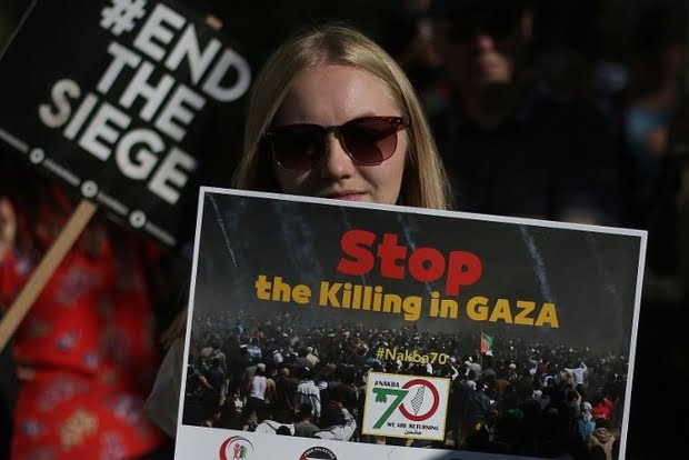 BRITAIN-PALESTINE-ISRAEL-CONFLICT-PROTEST