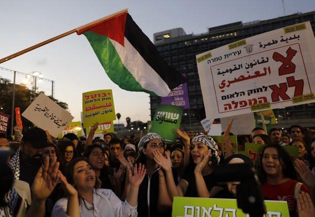 ISRAEL-POLITICS-MINORITIES
