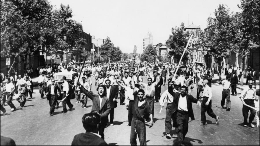 1953 Iran coup © INTERCONTINENTALE / AFP / AFP