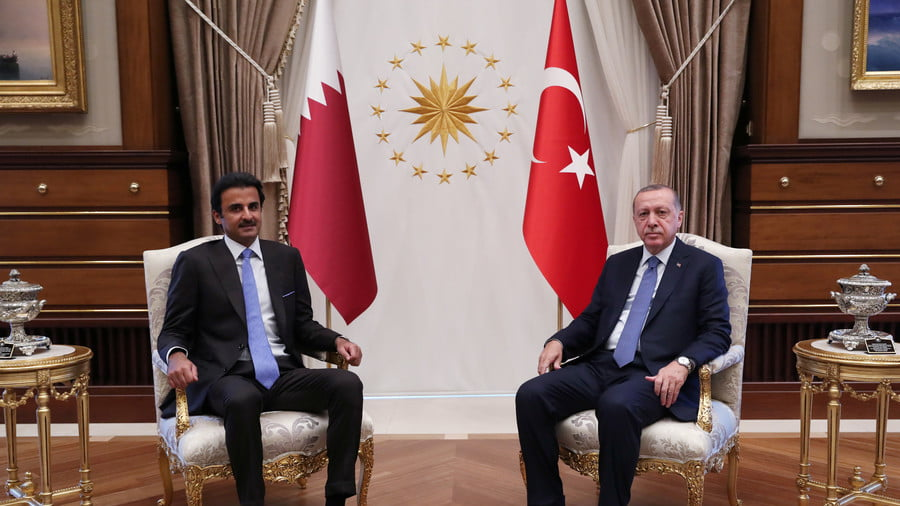 Turkey & Qatar Are Being Punished for Refusing to do Washington's Bidding on Iran