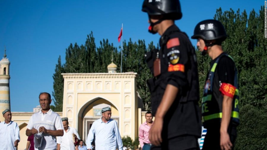 China's Soft Power Shortcomings Make It Vulnerable to Uighur Infowar Attacks