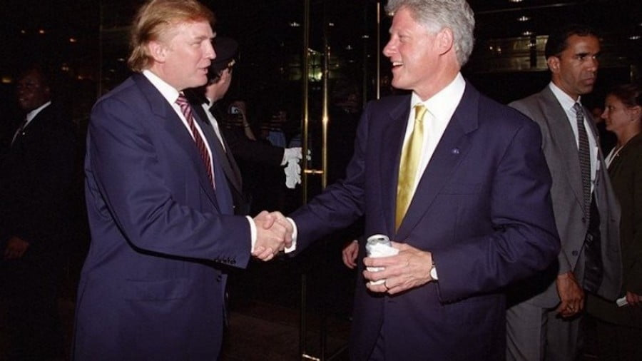 Trump Is Using the Bill Clinton Playbook and It Just Might Work