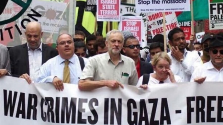 The Crucifixion of Jeremy Corbyn – Israel's Friends Demand Total Surrender