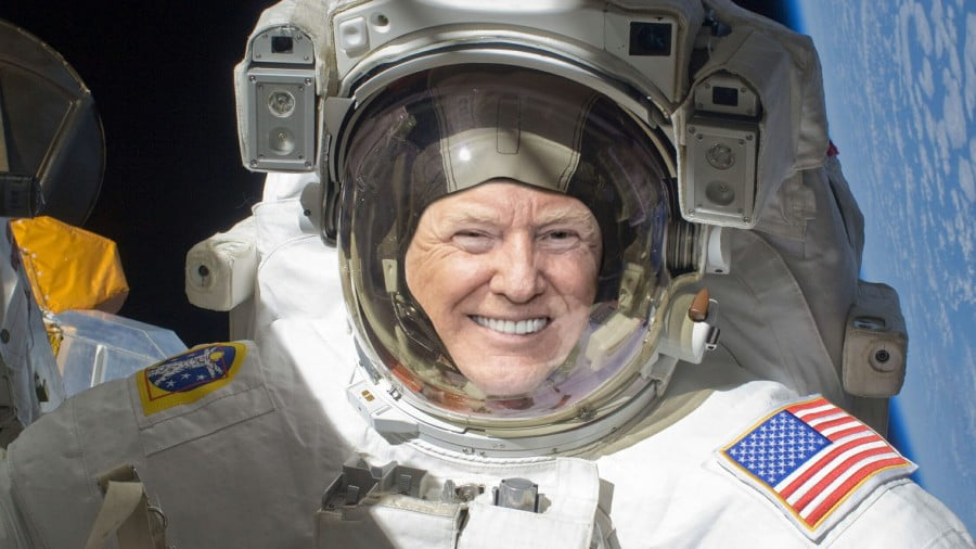 "Trump's ""Space Force"" Is About to Take Off in a Huge Way. Strategic Threat to Russia and China"